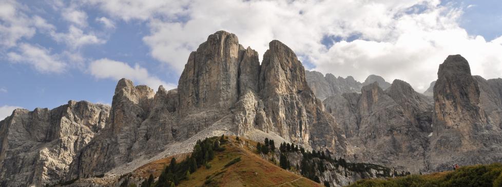 Reisebericht Dolomiten 2018