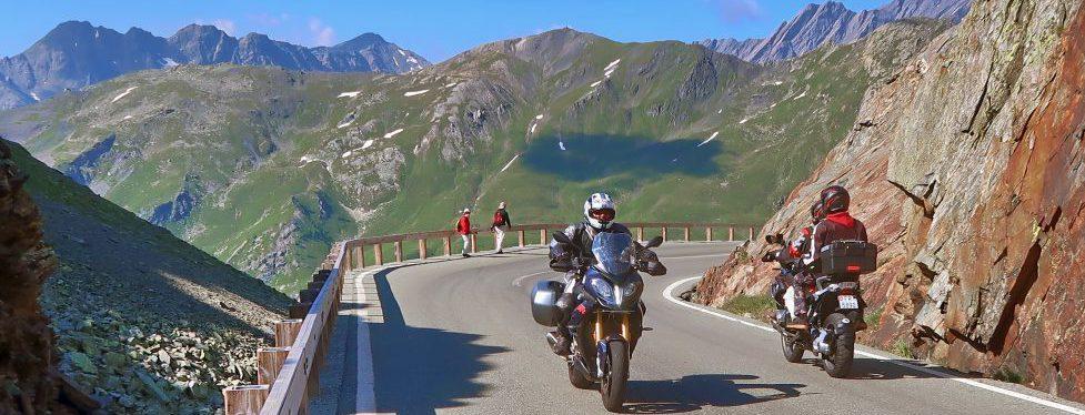 Unsere Motorrad Reisen 2020